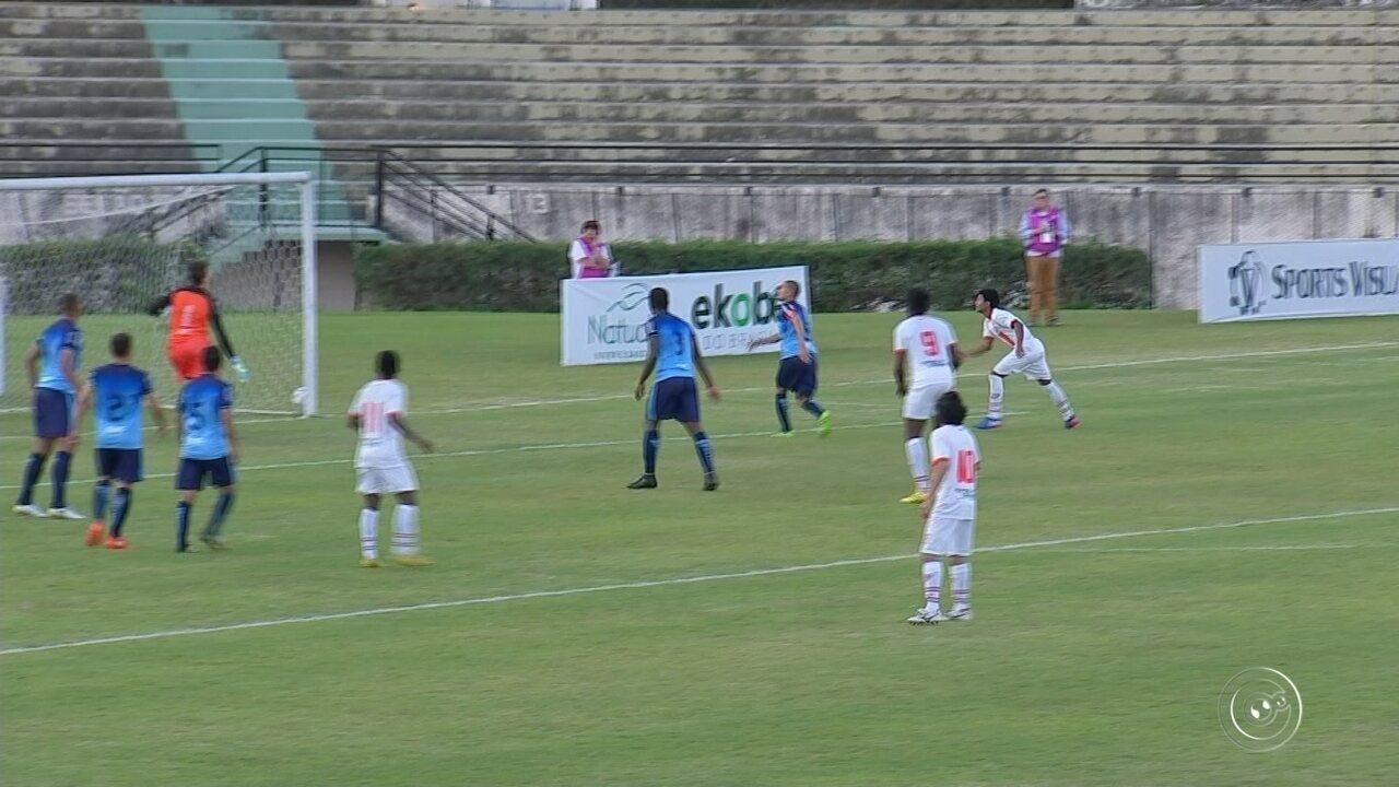 ... assume liderança do Grupo B. São Bento vence Mogi Mirim com gol de Eder  e se confirma no G-4 c012a69222ccb