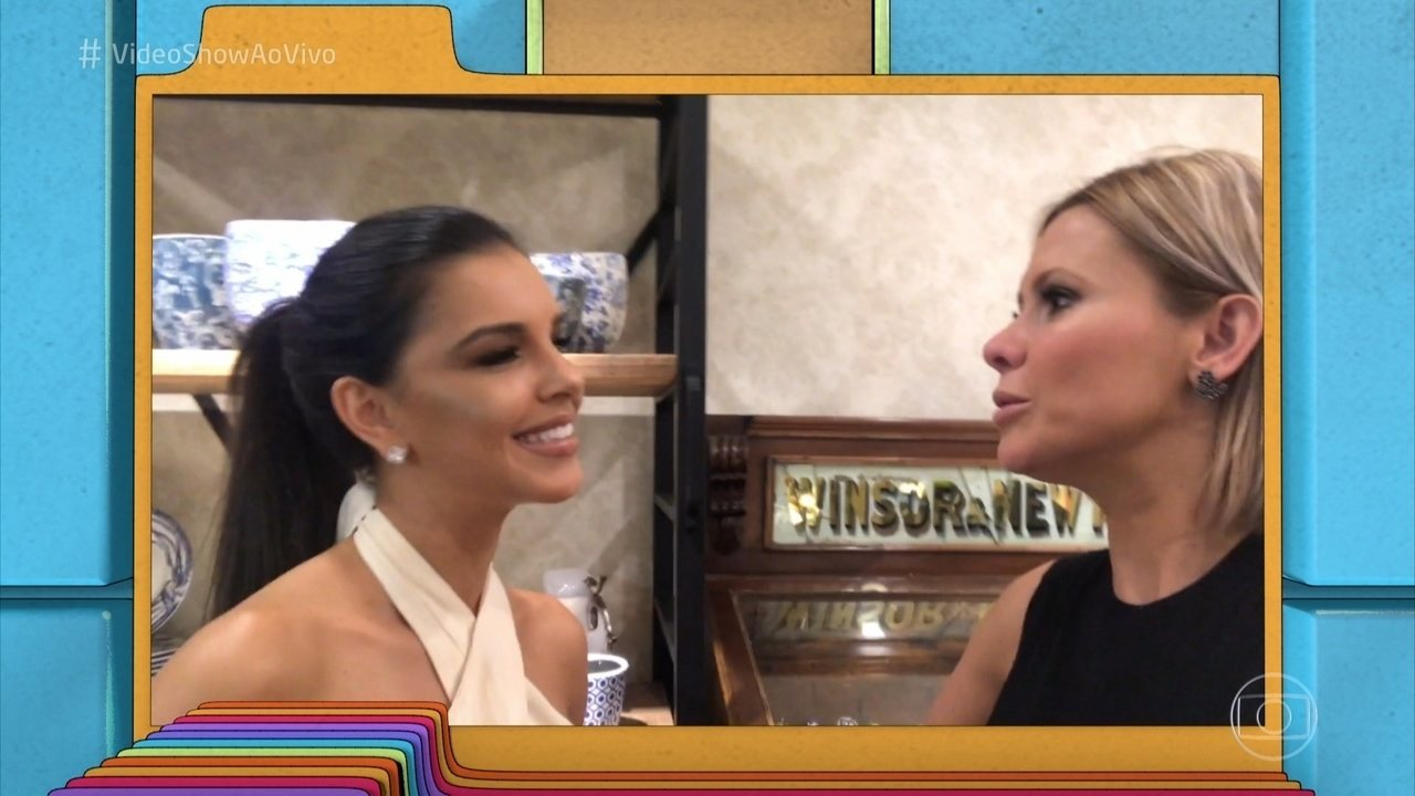 Mariana Rios confessa que muda de humor durante a TPM