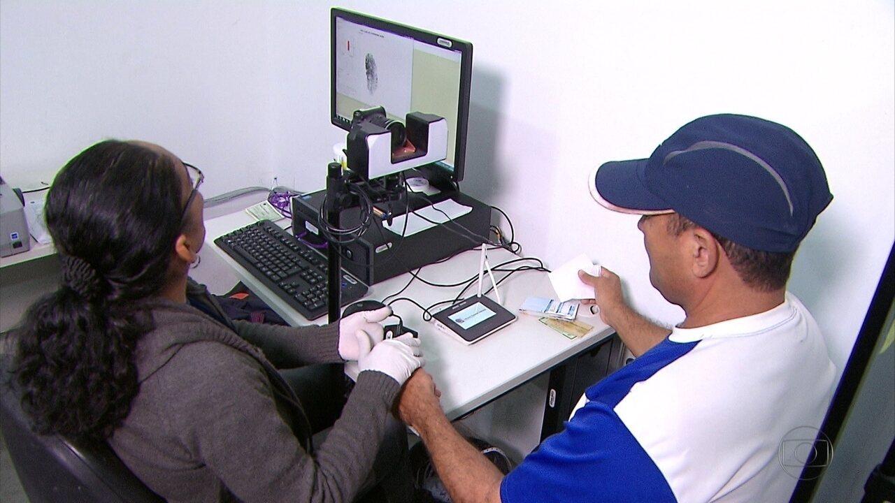 Cidades de Pernambuco recebem Caravana da Biometria, do TRE