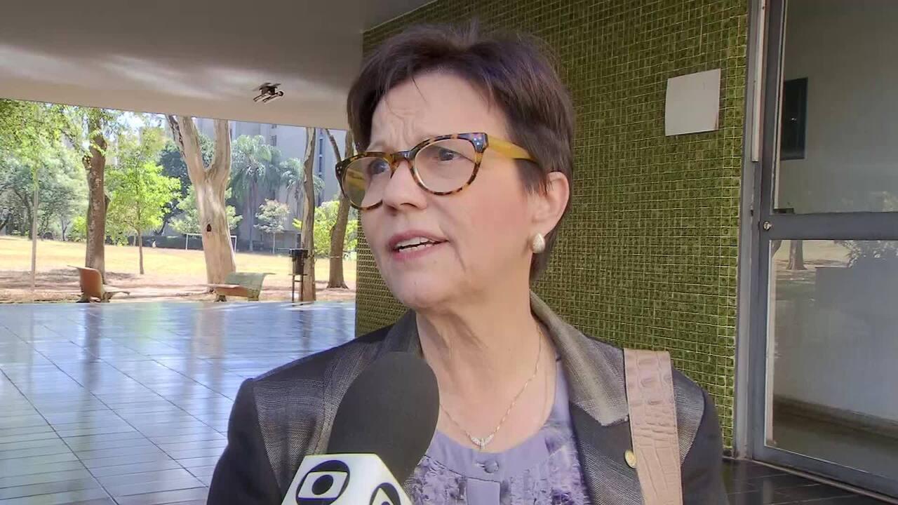Deputada Tereza Cristina fala sobre reunião com Temer