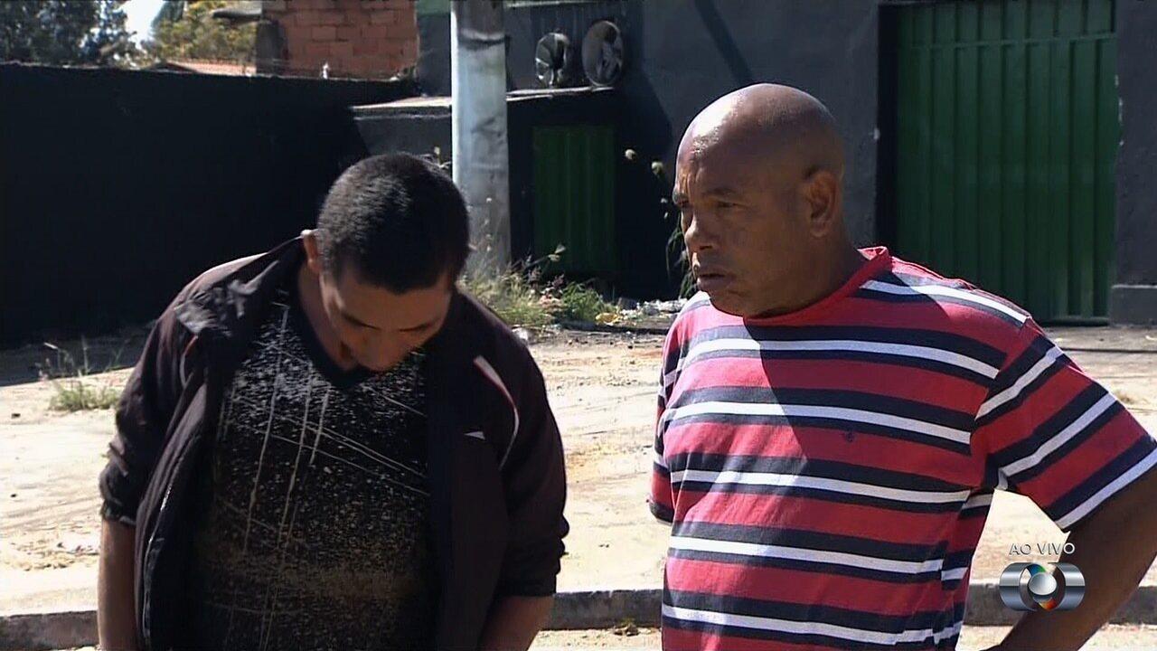 Familiares de menino que se queimou em subestação de energia cobram segurança no local