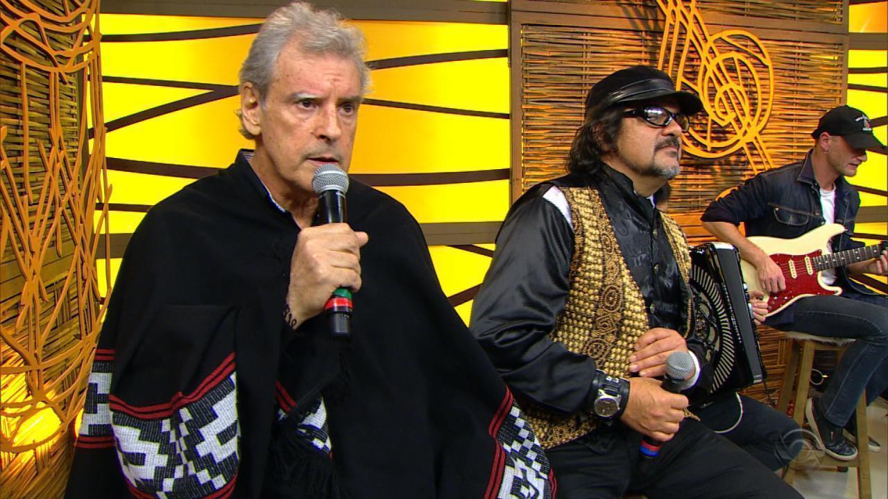 'Galpão Crioulo' encerra com Mário Barbará, Chico Saratt e Neto Fagundes (bloco 4)
