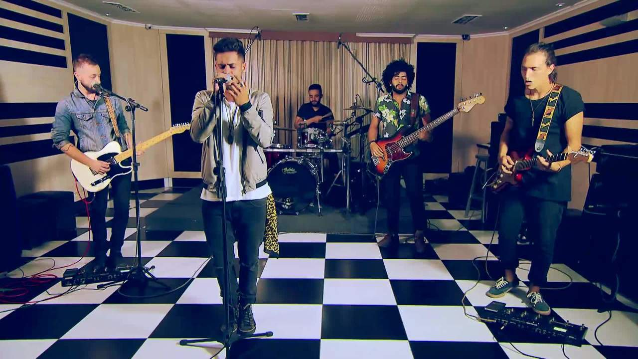 Conheça a banda Sinco, finalista do Brasília Independente 2017