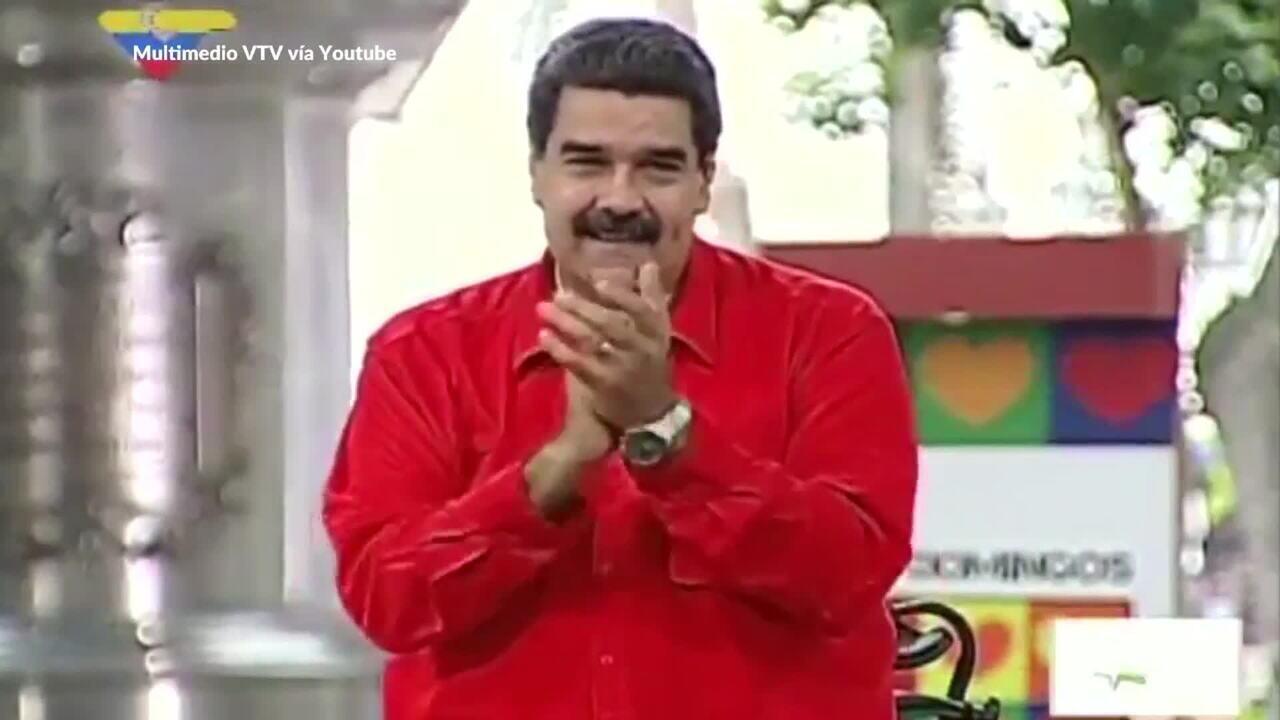 Maduro lança versão da música