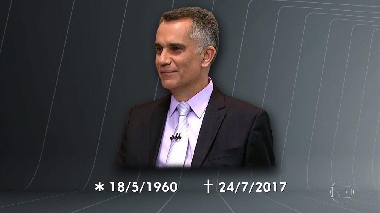 Artur Almeida dedicou mais de 20 anos como jornalista da TV Globo Minas