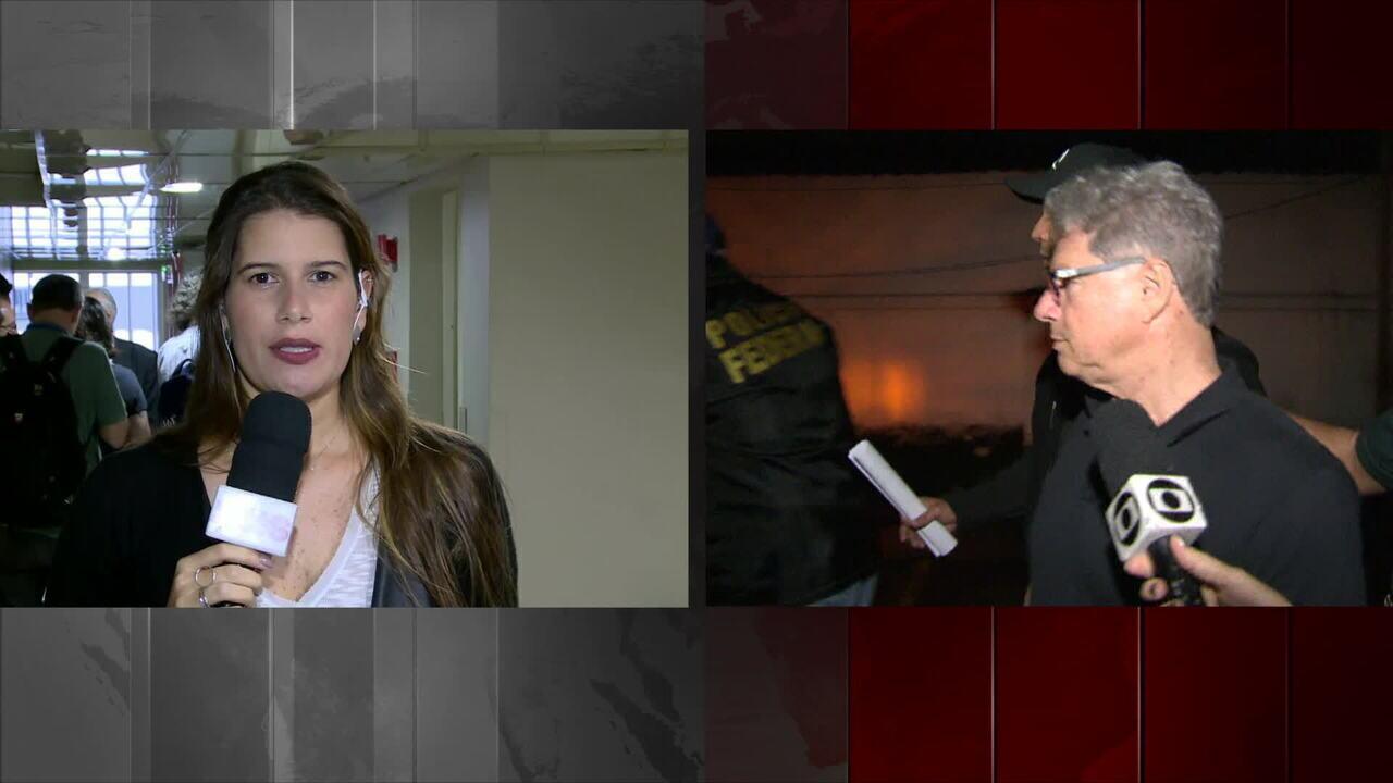 Justiça Federal mantém a prisão preventiva do empresário Jacob Barata Filho