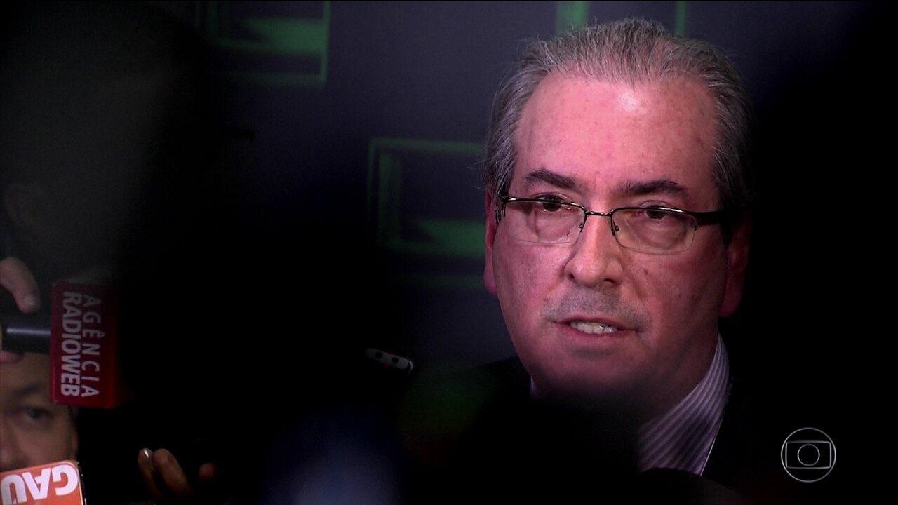 Cunha fez ameaças para aprovar projetos, diz ex-presidente da Caixa