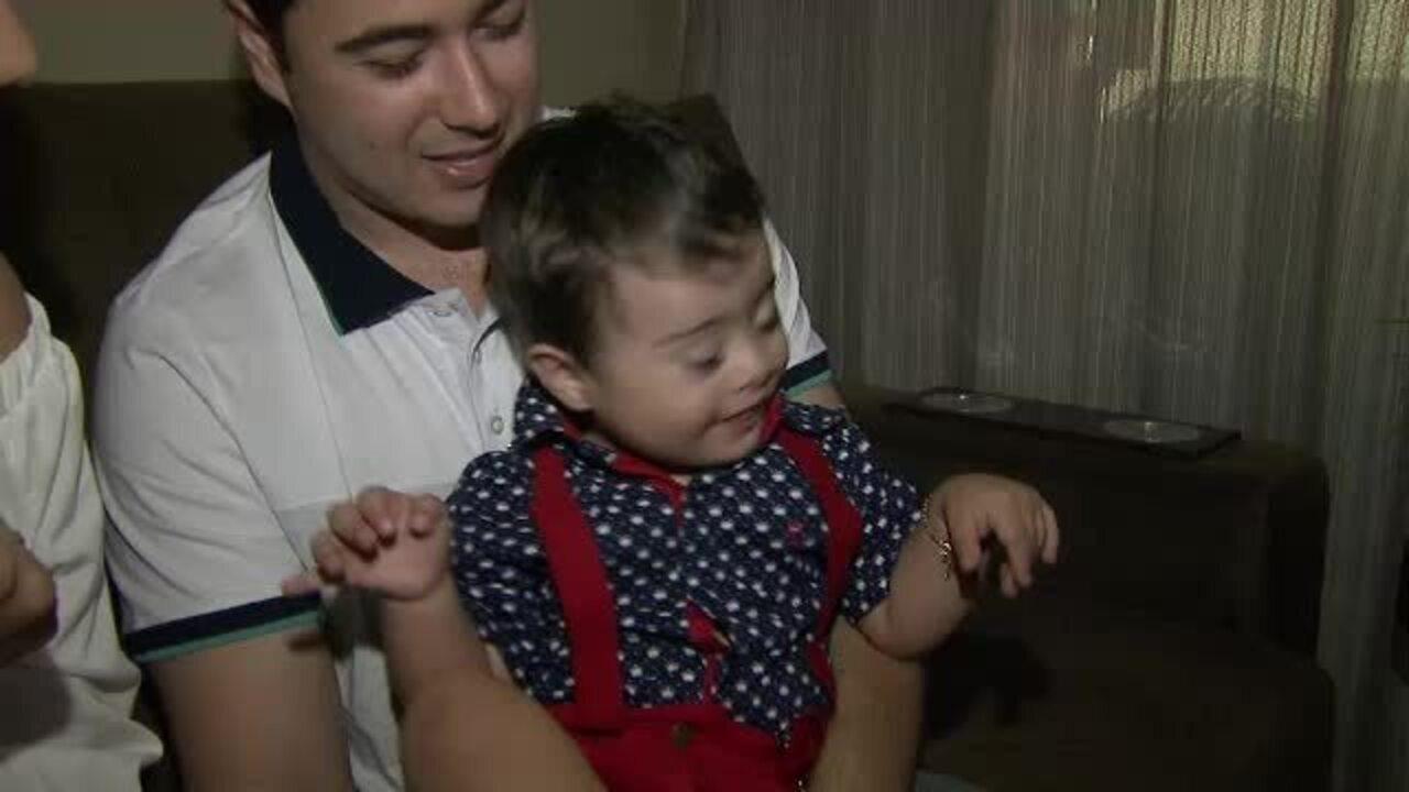 Resultado de imagem para Polícia vai pedir quebra de sigilo de dados para descobrir autor de ofensas contra criança com Síndrome de Down