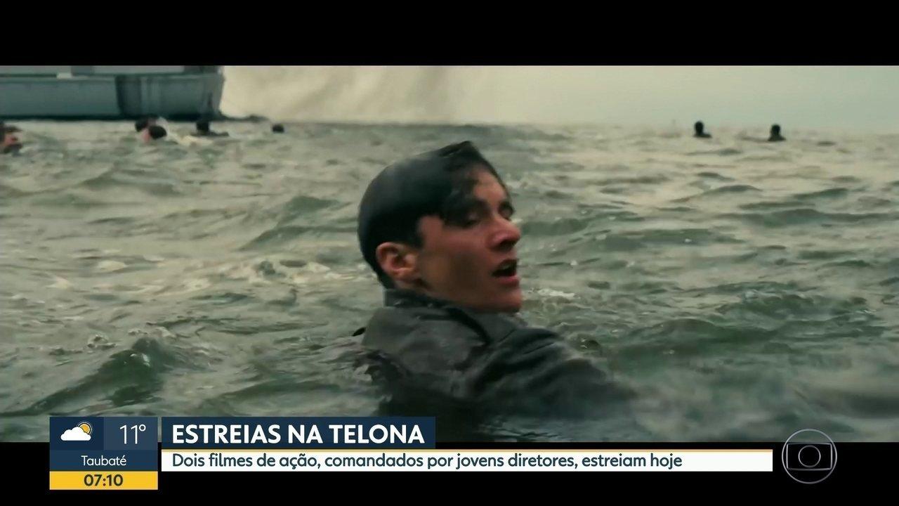 Filme 'Em ritmo de fuga' estreia nos cinemas