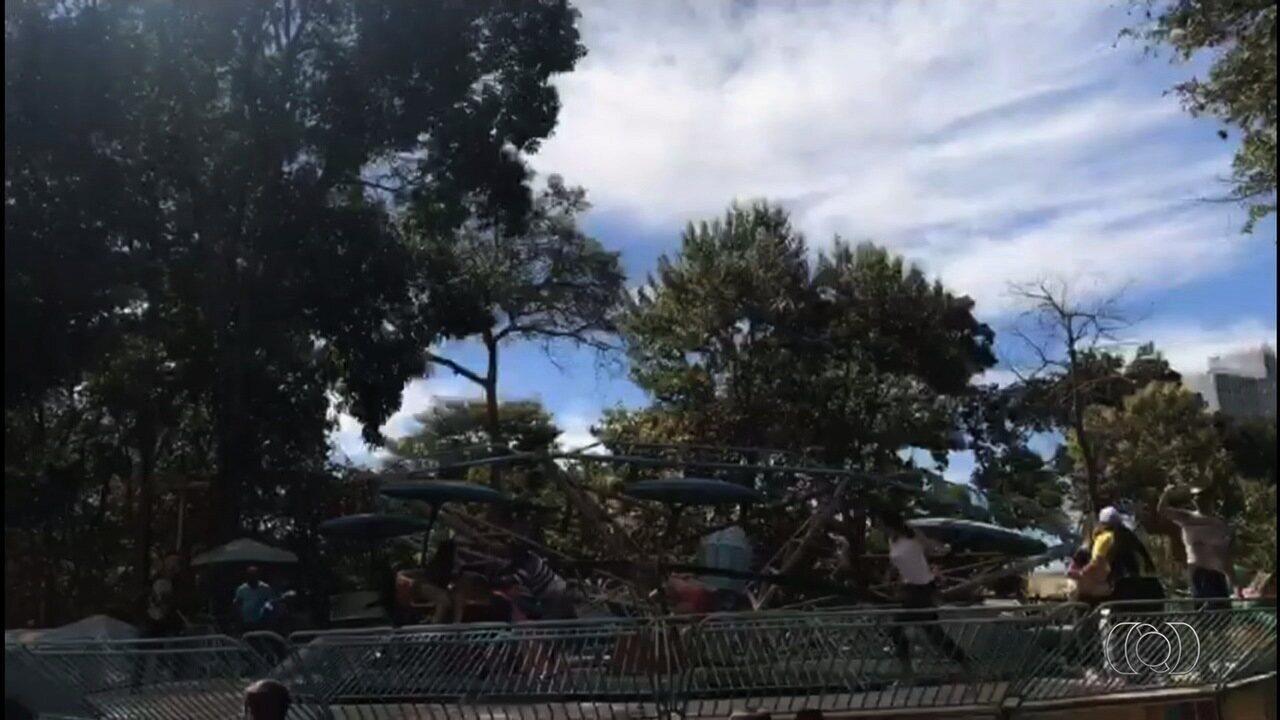 MP-GO apura se acidente no Parque Mutirama foi provocado por falta de manutenção