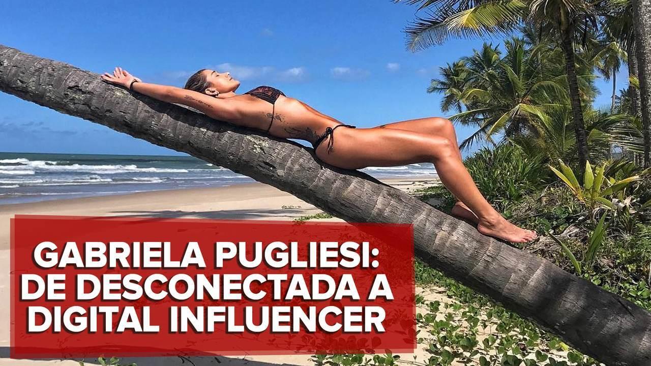 Gabriela Pugliesi: conheça a rotina da musa fitness do Instagram