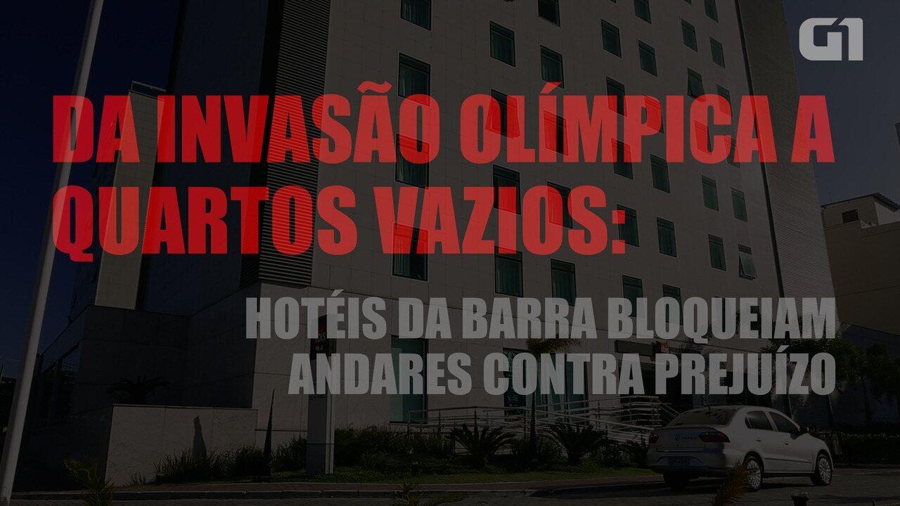 Da invasão olímpica a quartos vazios: hotéis da Barra bloqueiam andares contra prejuízo