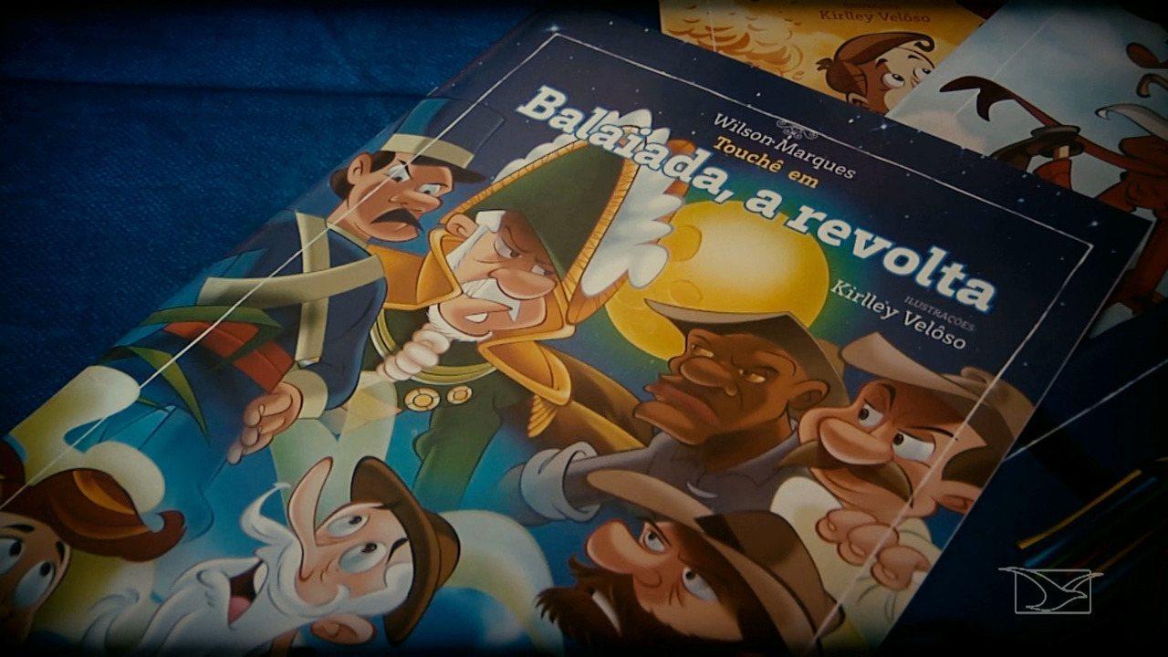 Repórter Mirante deste sábado (29) mostra os caminhos para atrair crianças para os livros