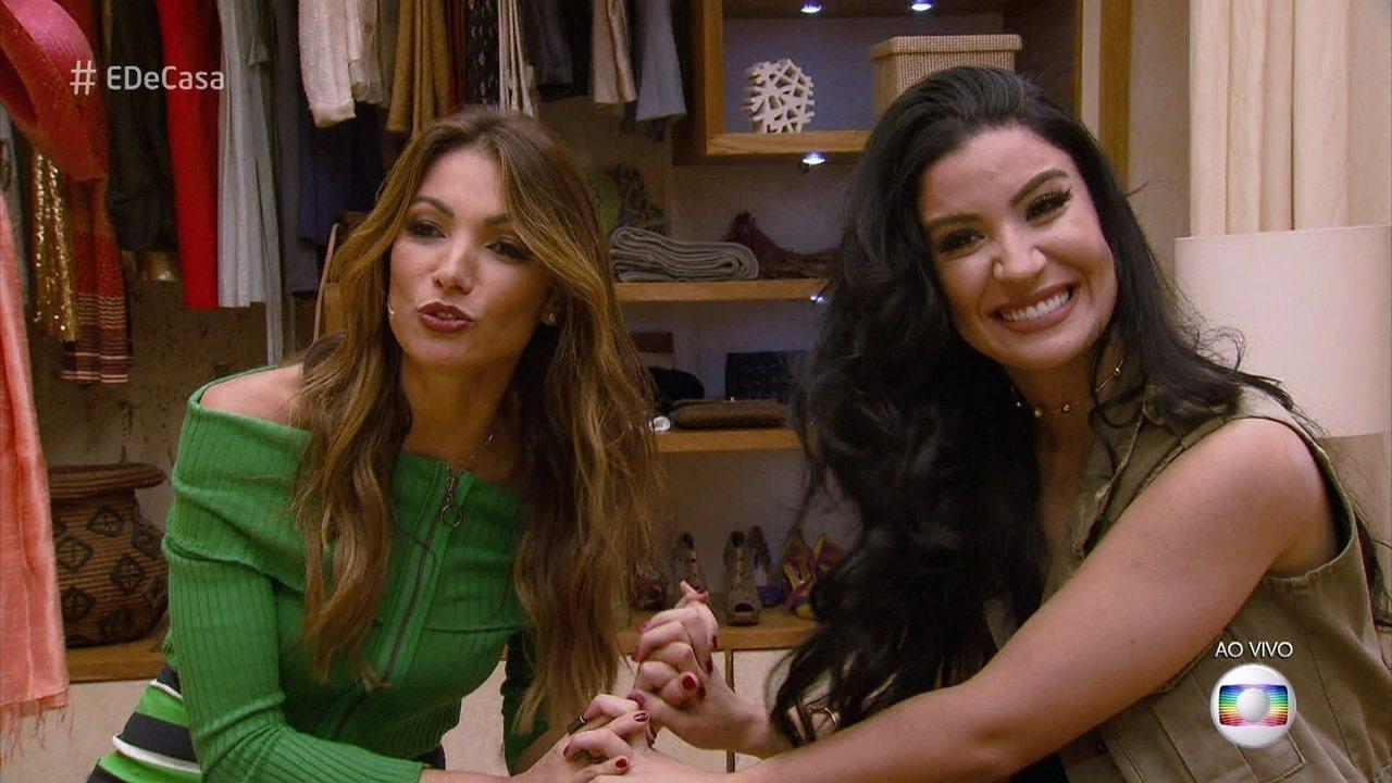 Aprenda a fazer cachos para deixar o cabelo mais volumoso com Bianca Andrade