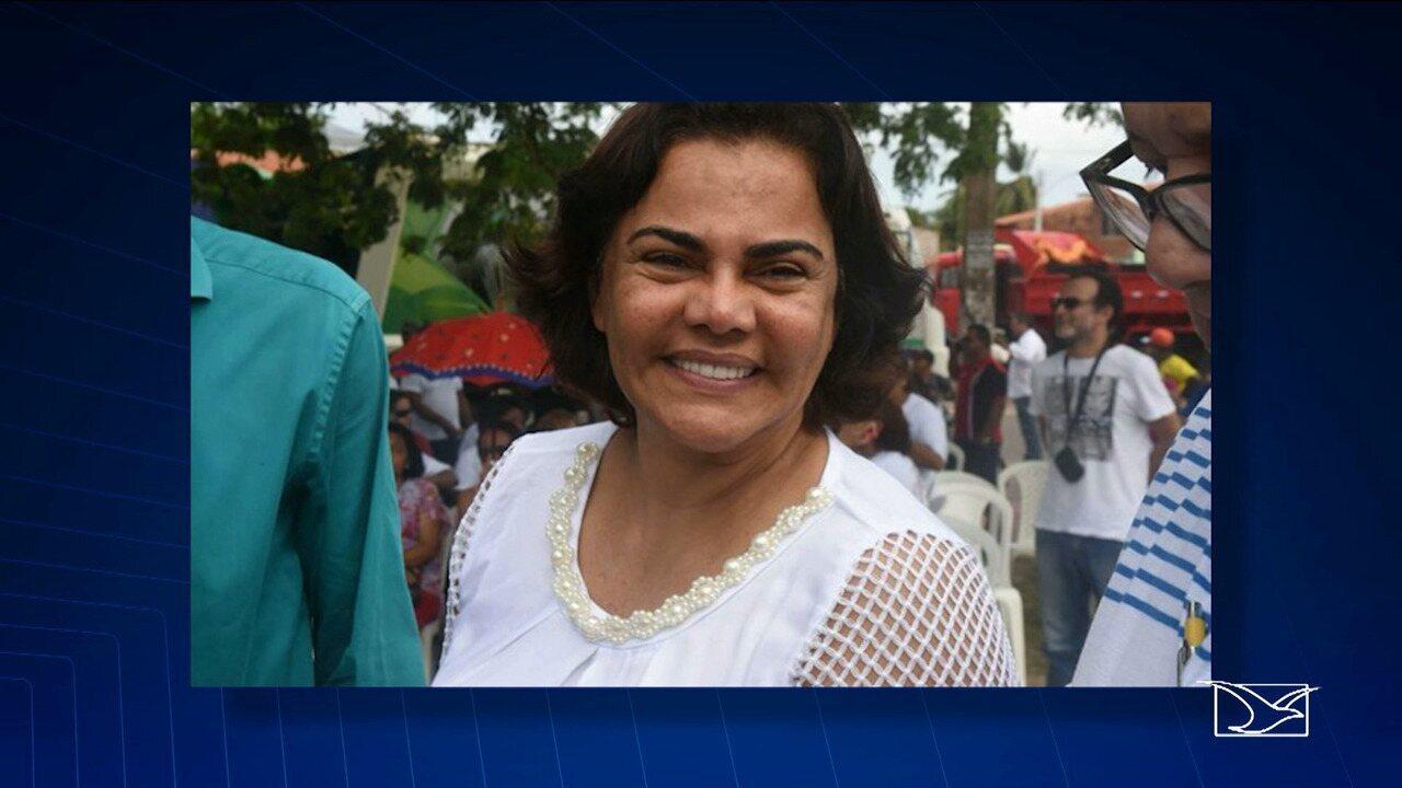 Primeira-dama de Paço do Lumiar tem alta após ser atingida por tiros no MA