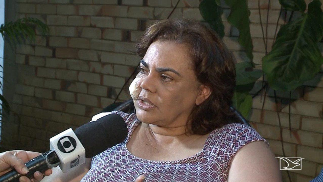 Policial está em estado grave e primeira-dama de Paço do Lumiar se recupera em casa