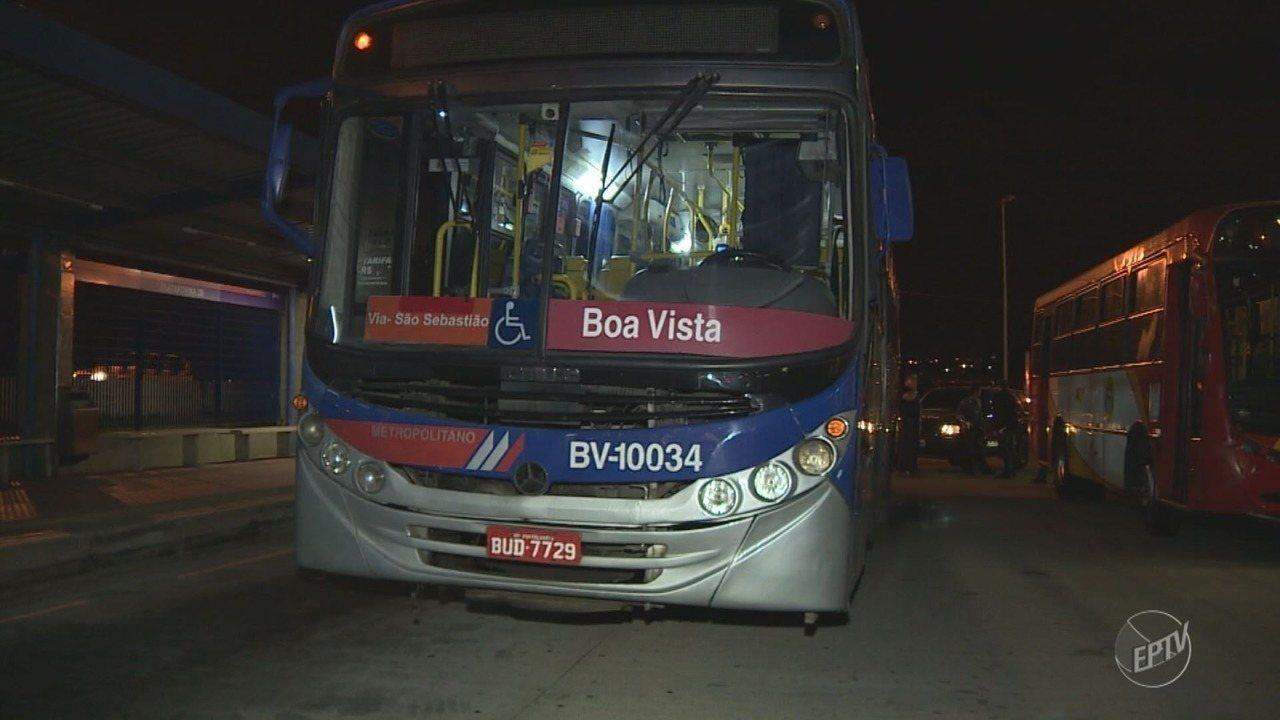 Homem morre após ser atropelado por ônibus no Terminal Metropolitano de Hortolândia