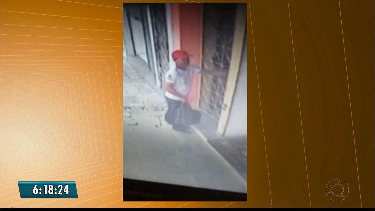 Homem invade escritórios e rouba equipamentos em Campina Grande