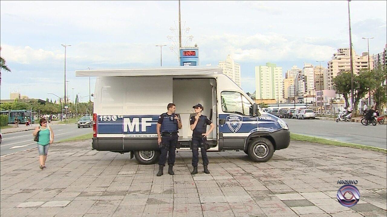 Prefeitura de Florianópolis inicia ações de prevenção para melhoria na segurança