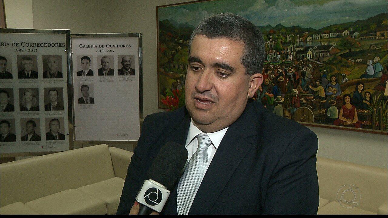 Paulo Wanderley Câmara assume vaga no TRE da Paraíba