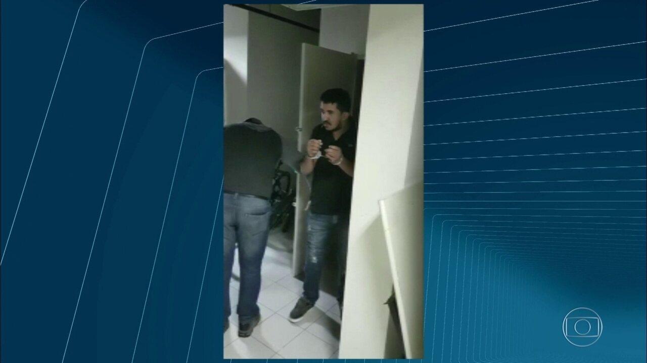 Polícia prende estelionatário com 17 passagens na prisão pelo mesmo crime