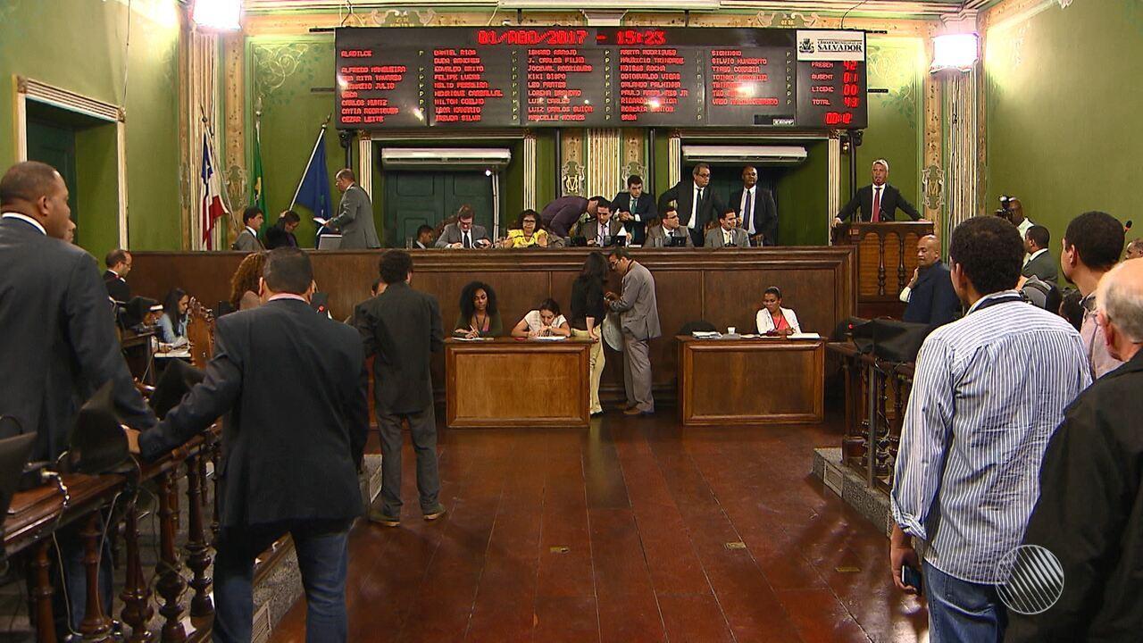 Após uma quinzena de recesso, Câmara de Vereadores volta a realizar sessões