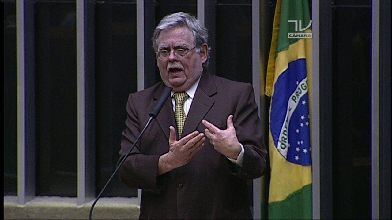 Mariz de Oliveira questiona se presidente é um 'facínora' que precisa ser preso