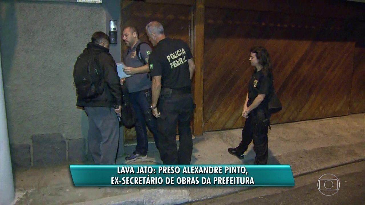 Ex-secretário de Eduardo Paes é preso na Lava Jato