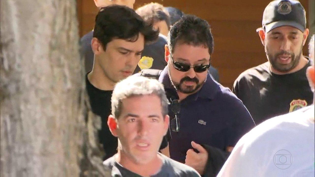 Ex-secretário de Obras do Rio é preso em desdobramento da Lava Jato