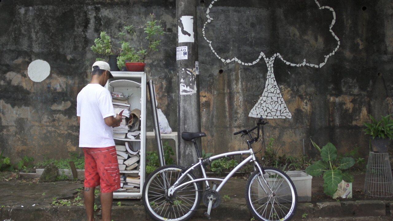 O último episódio de 'Cidade Verde' se passa no Vale dos Rios com muita arte