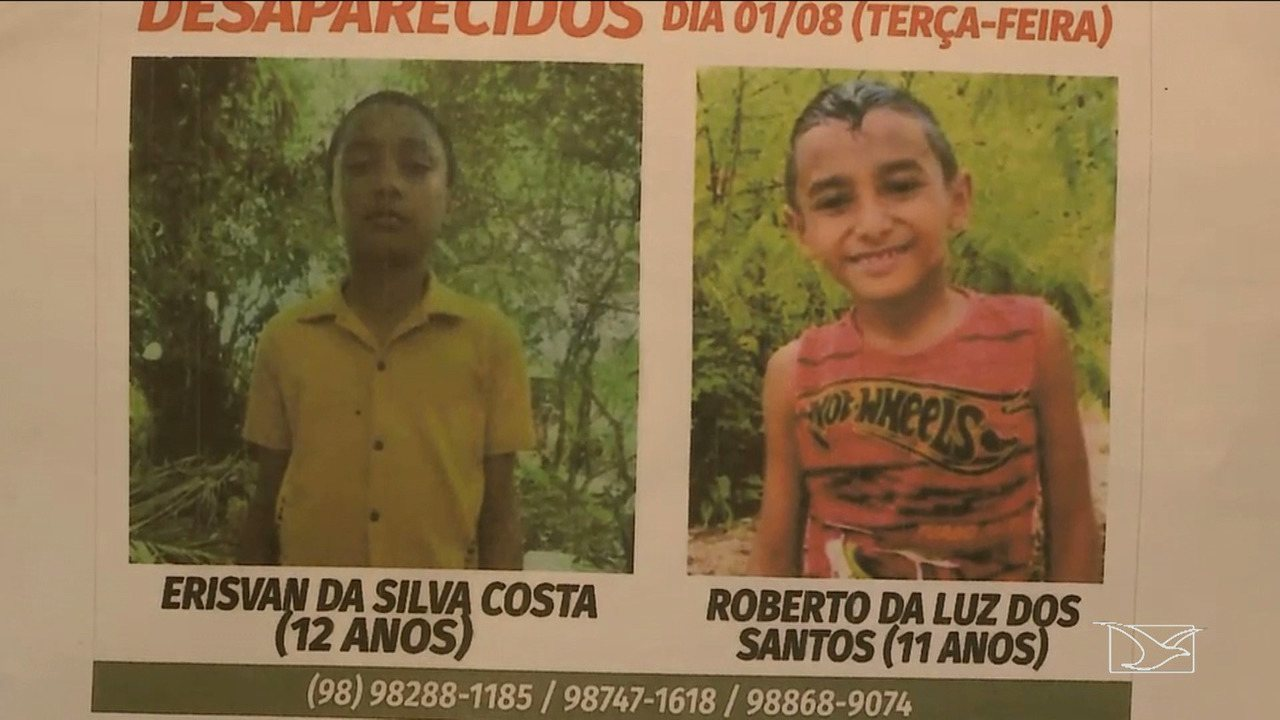 Crianças são achadas mortas em cova rasa em Campo de Peris