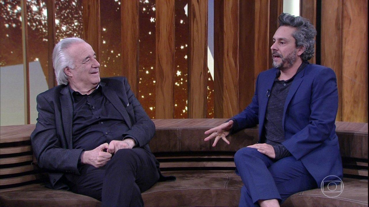 Alexandre Nero fala sobre os preparativos para viver João no cinema