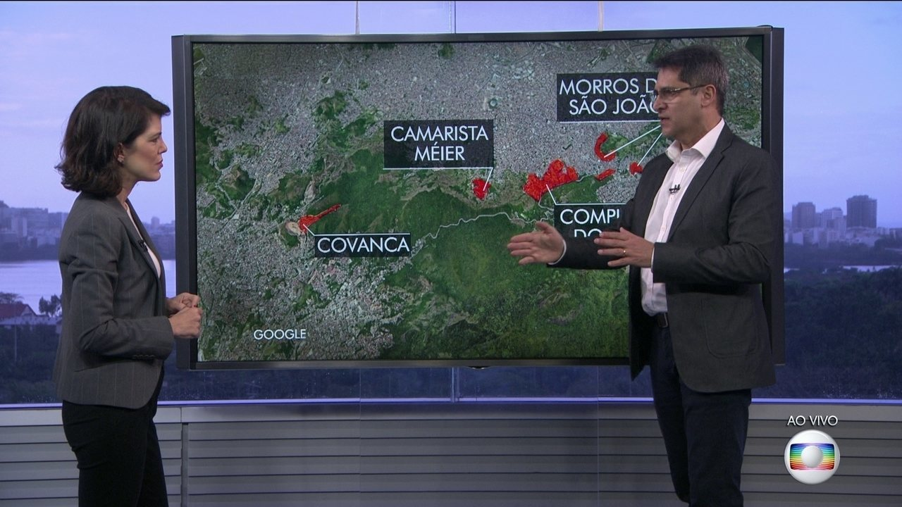 Fernando Veloso comenta o uso de paraquedistas na Operação Onerat