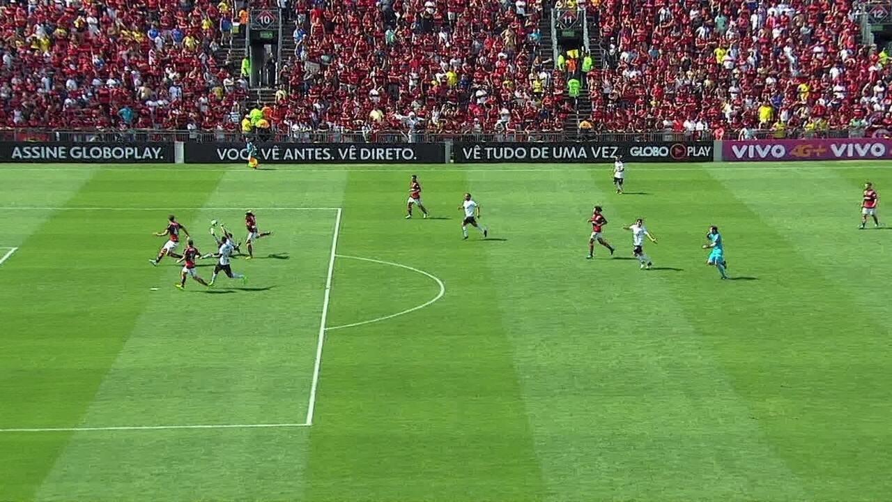 Melhores momentos: Flamengo 0 x 2 Vitória pela 19ª rodada do Brasileirão
