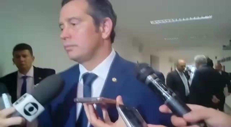 Ministro dos Transportes, Maurício Quintella, fala sobre novo leilão de aeroportos