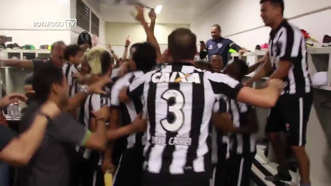 Confira os bastidores do Botafogo na Libertadores 198300d69690f
