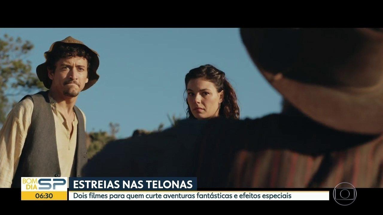 Filme nacional 'Malasartes e o Duelo com a Morte' estreia nos cinemas