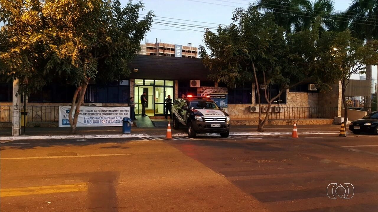 MP-GO faz ação contra fraudes na licitação de carnês do IPTU em Caldas Novas