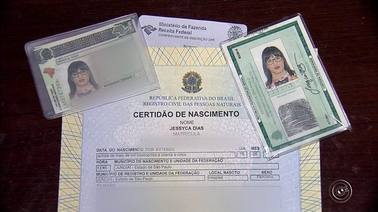 Transexual de Jundiaí consegue na Justiça direito de alterar documentos pessoais