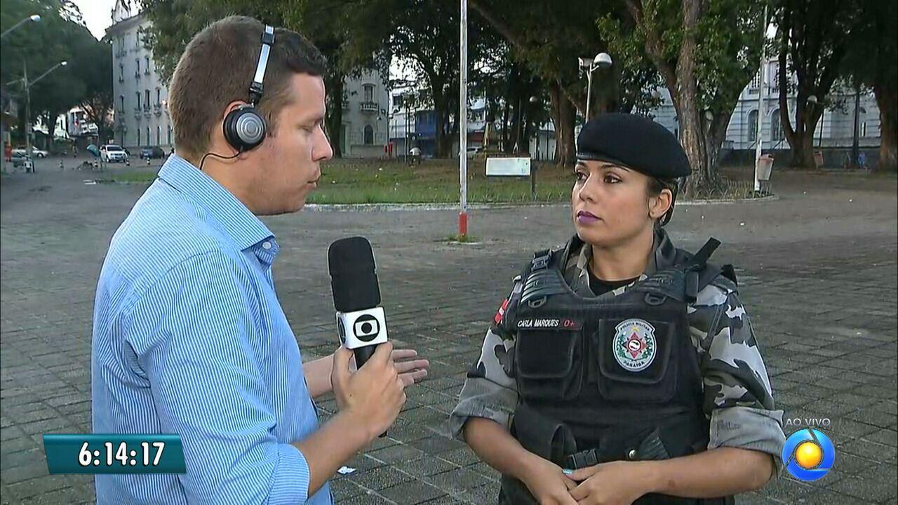 Polícia fala sobre informação que viralizou sobre idoso suspeito de assaltos na capital