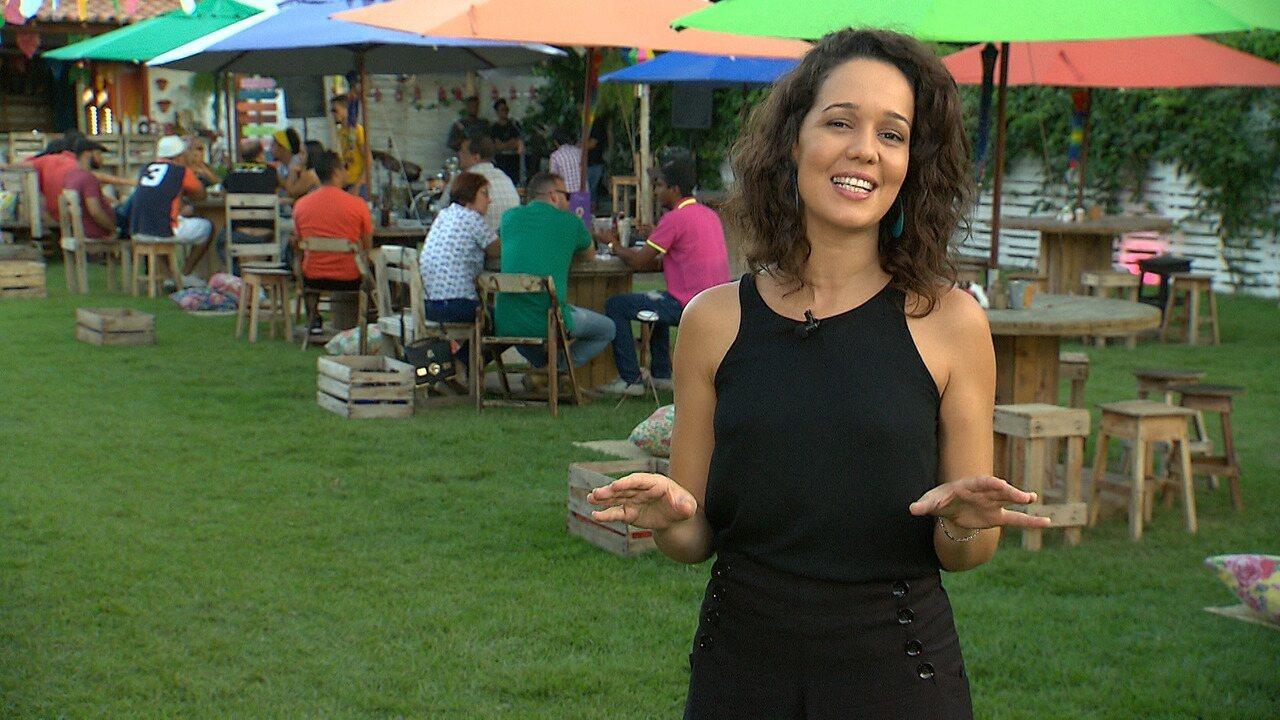 'Pé na Pista' se despede de Feira de Santana e visita os bares