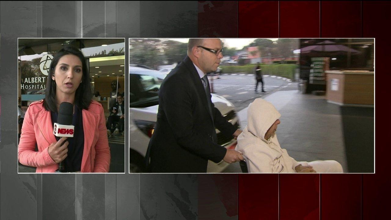 Justiça de SP restabelece prisão domiciliar a Abdelmassih