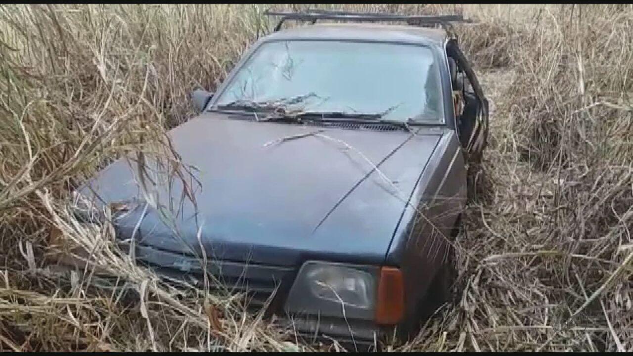 Idoso de 60 anos morre após acidente na Rodovia SP-255 em Boa Esperança do Sul