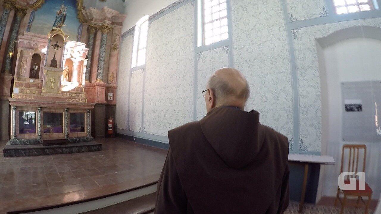 Igreja mais antiga do ES é reaberta à visitação e desperta memórias da colonização do Bras