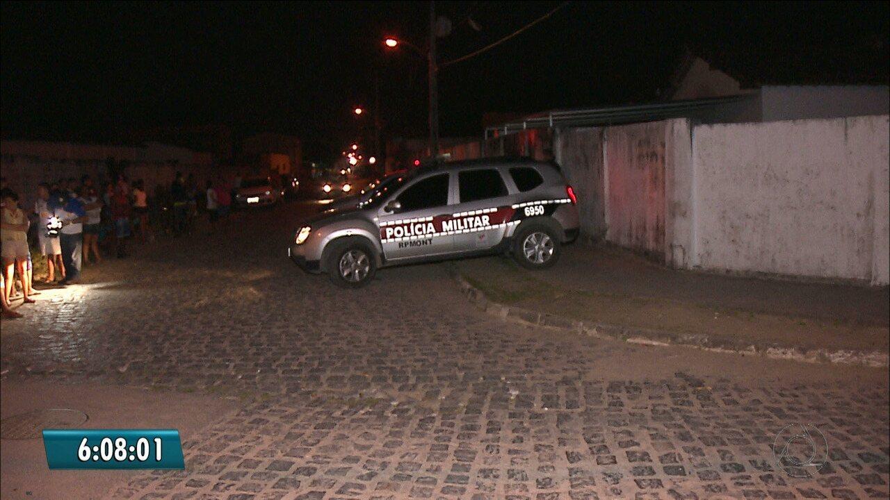 Paraíba registra 12 homicídios no fim de semana