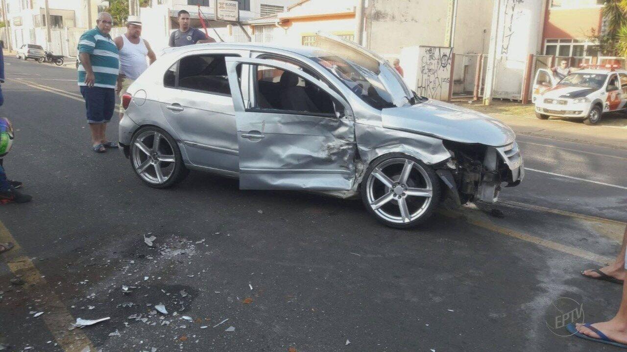Polícia investiga possível racha entre motoristas em Franca, SP