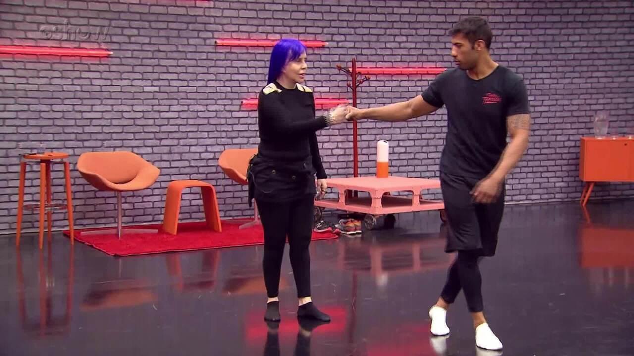 Veja como foi a primeira semana de ensaios de Baby do Brasil no 'Dança dos Famosos'