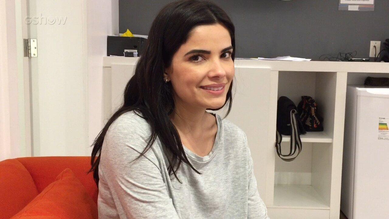 Vanessa Giácomo e Thiago Martins comentam o futuro de seus personagens