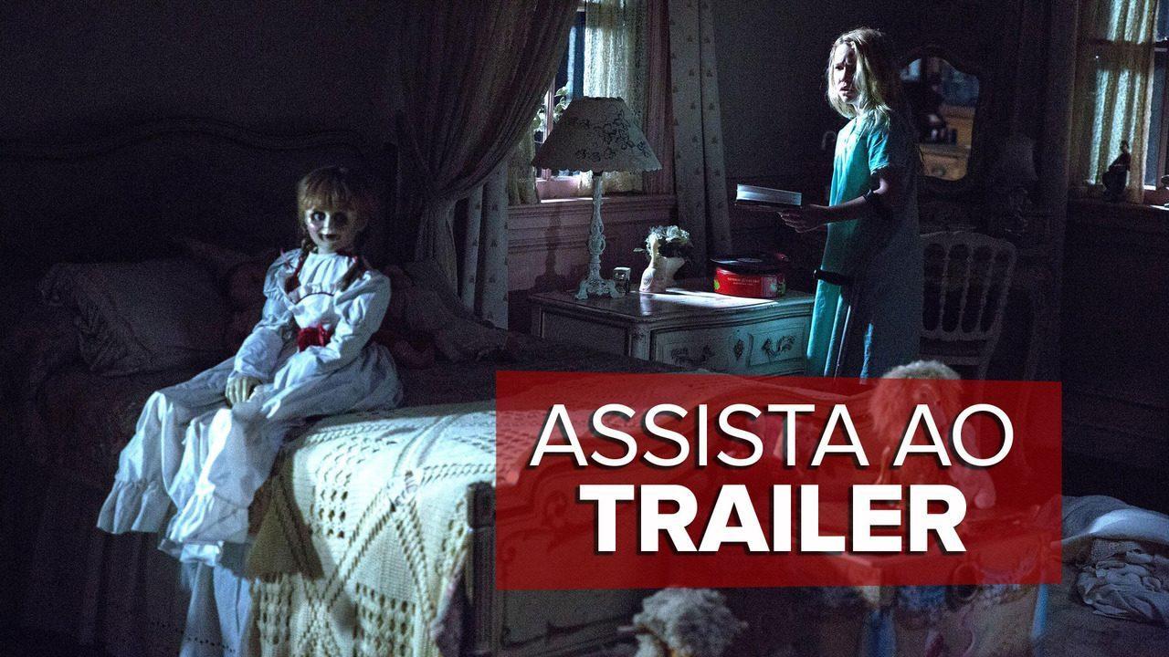 'Annabelle 2: A Criação do Mal': assista ao trailer