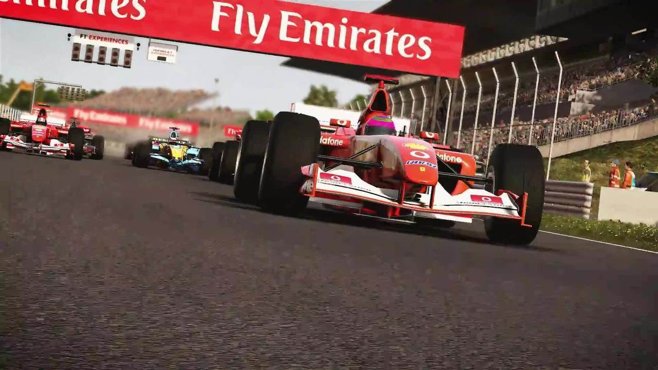 F1 2017 - Trailer mostra carros clássicos em ação